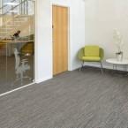 Intec Doncaster, tandem carpet tiles