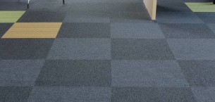 balance & strands carpet tiles - Mikomax