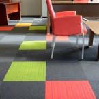 balance & lateral® carpet tiles - Mikomax