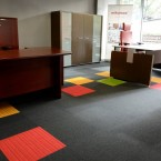 balance, & lateral® carpet tiles - Mikomax