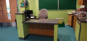 lateral® carpet tiles - Netherthorpe Sschool