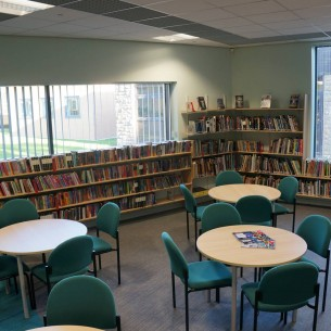 lateral® carpet tiles - Netherthorpe Sschool