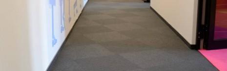 balance stripe carpet tiles