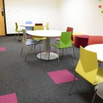 PAB Studio, Wakefield, carpet tiles, tivoli, up, strands