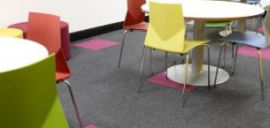 PAB Studio, Wakefield, carpet tiles, tivoli, up, strands