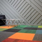 structure bonded carpet tiles in Park Designed