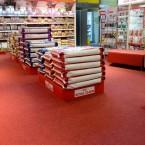 velour excel carpet tiles - pet shop
