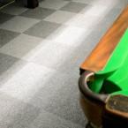 tivoli carpet tiles at Snooker Centre Norwich