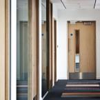 strands & origin carpet tiles - Scottish Crime Campus