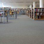 University Library Gdansk, fibre bonded sheet