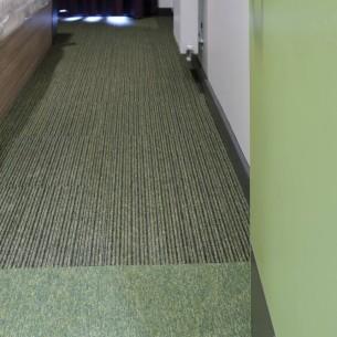 tivoli carpet tiles at student accommodation
