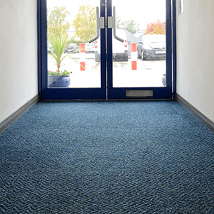 chevrolay 50 entrance matting carpet tiles