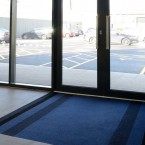 armour carpet tiles at Oadby Plastics