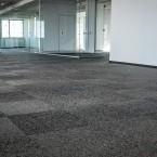 tivoli carpet tiles at Waterfront in Gdynia, Poland