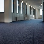 tivoli carpet tiles at Waterfront in Gdynia, Poland