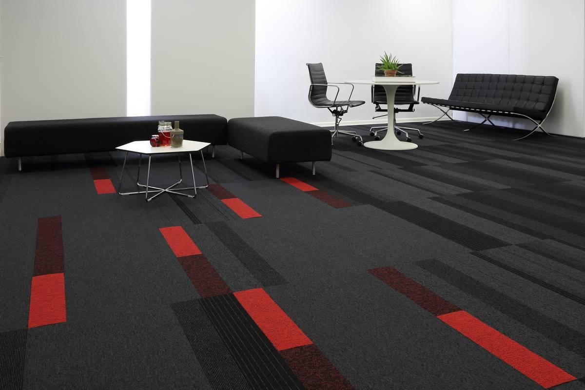 Balance Echo Low Level Loop Contract Carpet Planks