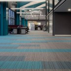 tivoli & strands carpet tiles from burmatex at Light Structures