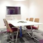 Ricoh UK - lateral & balance atomic carpet tiles