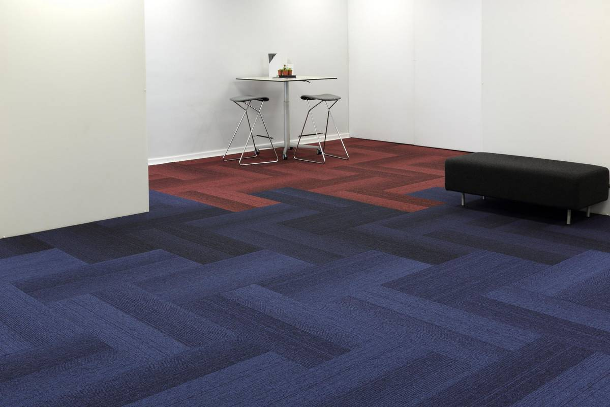 grade - new carpet tile and plank range | burmatex®