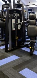 balance echo & tivoli planks - Cave Castle Hotel gym