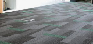balance echo & up/down carpet tiles - Dalmark Group