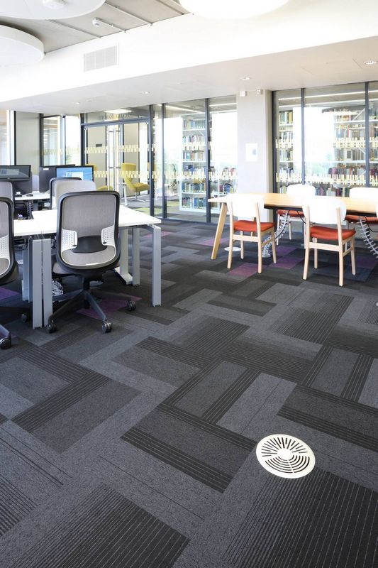 New Birmingham University Library Burmatex 174