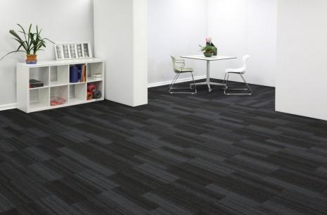 hadron titanium carpet tiles