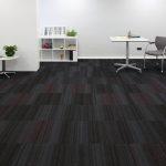 hadron raspberry carpet tiles