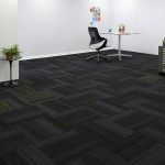 hadron titanium, sparkler & firefly carpet tiles