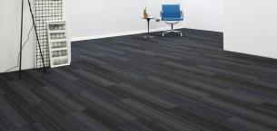 hadron electric & cerulean carpet tiles