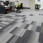 Sheffield Hallam University - balance, balance atomic & strands carpet tiles