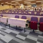 Sheffield Hallam University - balance atomic carpet tiles