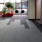 strands & tivoli carpet tiles at Redditch Partitions