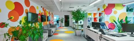 BRP Romania lateral carpet tiles