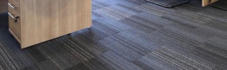 NB Construction hadron carpet tiles