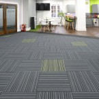 Degree 53 - strands carpet tiles