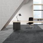 rainfall light & shade carpet tiles
