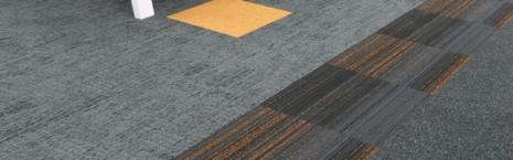 alaska, hadron, armour & tivoli carpet tiles