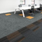 alaska, hadron, armour & tivoli carpet tiles