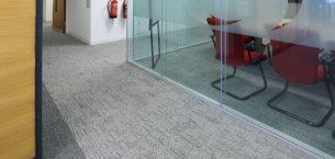 alaska carpet tiles in offices