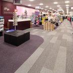 infinity carpet tiles & tivoli planks in retail