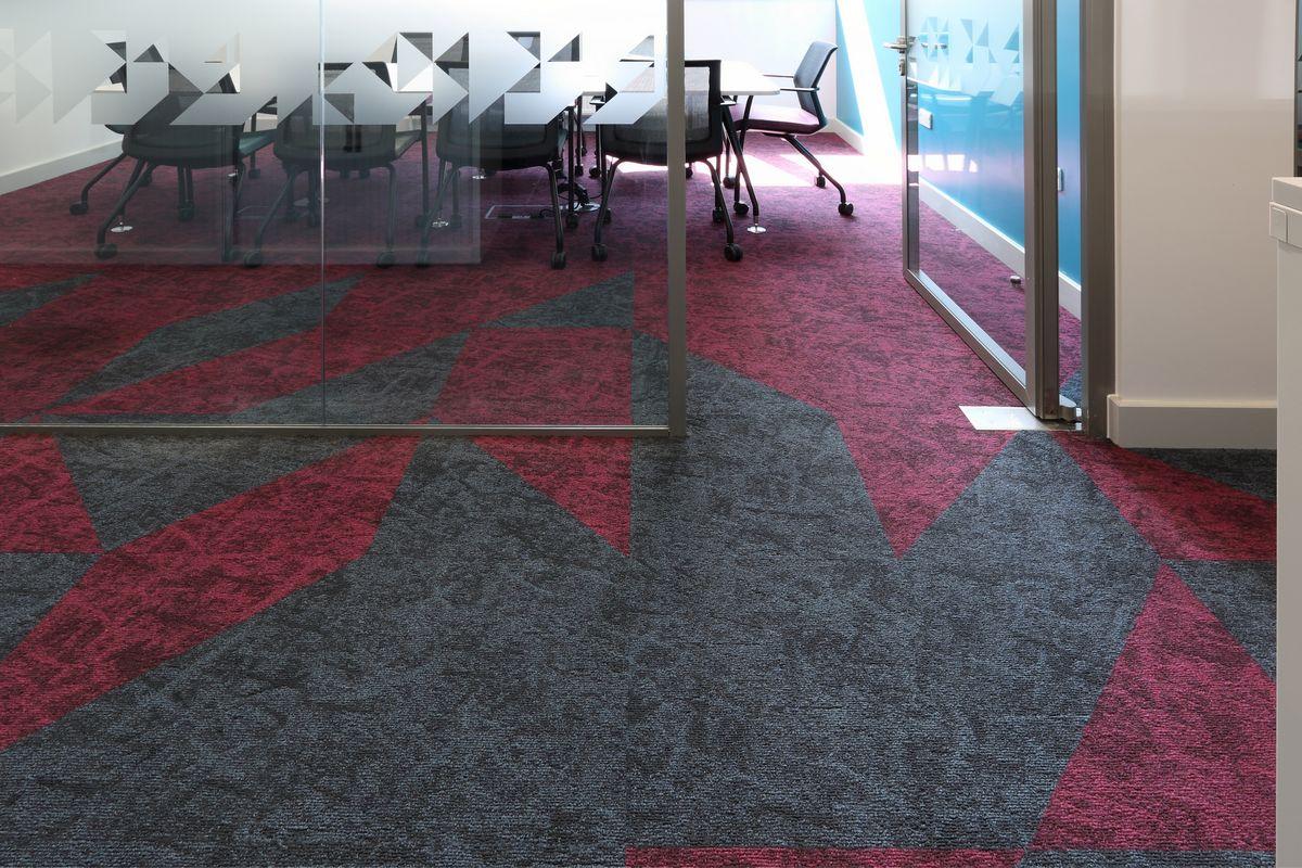 osaka carpet tiles in office
