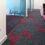 osaka carpet tiles in office