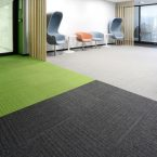 office in Gdansk - lateral® carpet tiles