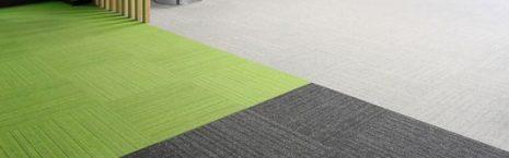 office in Gdansk - lateral® carpet tiles