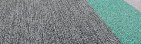 office in Gdansk - infinity carpet tiles