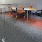tivoli mist & tivoli carpet tiles in offices
