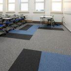 tivoli carpet tiles at university in Poland