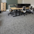 osaka carpet tiles in offices of University of Leeds