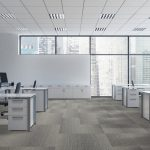 tivoli mist carpet tiles from burmatex
